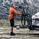 Nosači bicikla na kuku