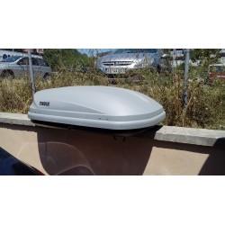 Krovni kofer Thule Pacific 100 sivi mat